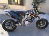 2ème moto retrouvée grace à volmx.fr