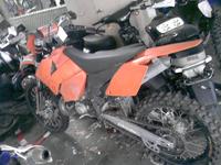 1ère moto retrouvée grace à volmx.fr