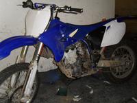 URGENT: 250 YZF retrouvée attend son propriétaire ...
